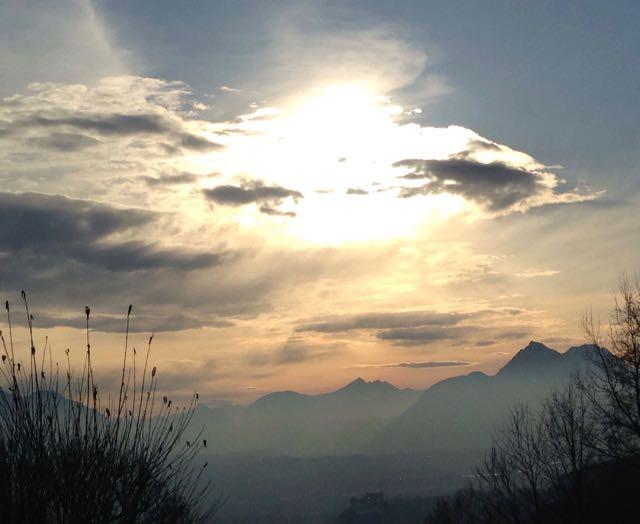 Foto Berge Sonne (1)